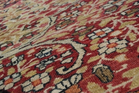 Antique Kerman Carpet