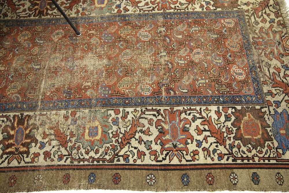 Antique Bakshaish Rug