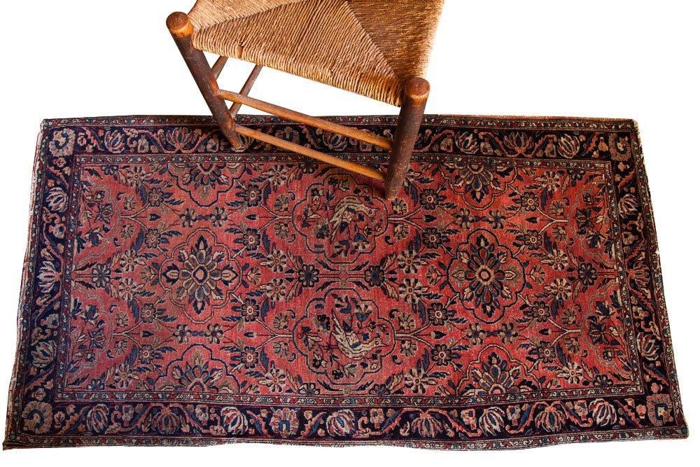 Antique Farahan Sarouk Rug Runner