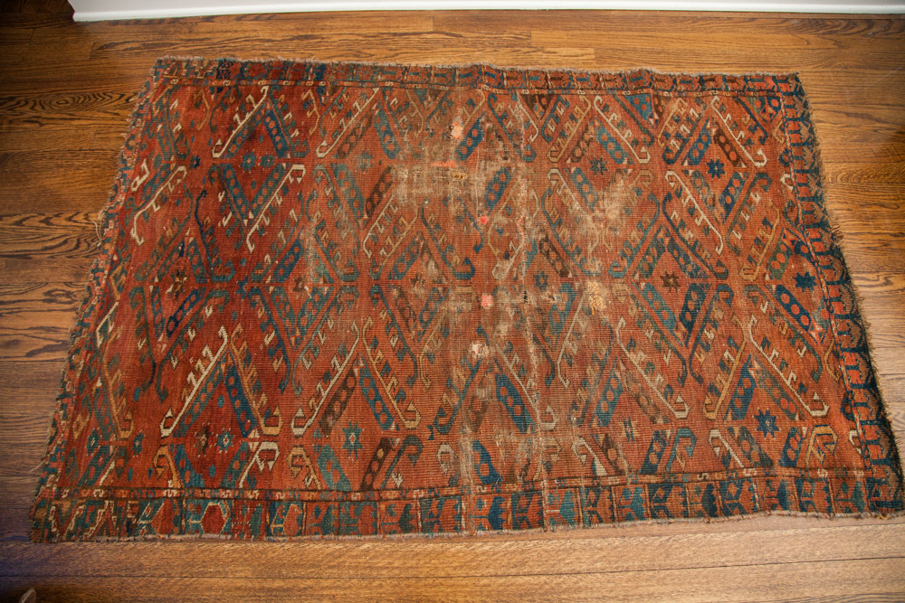 Antique Beshir Turkmen