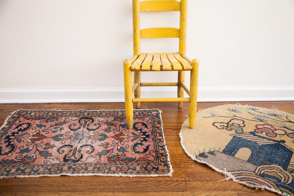 Antique Lilihan Rug Mat