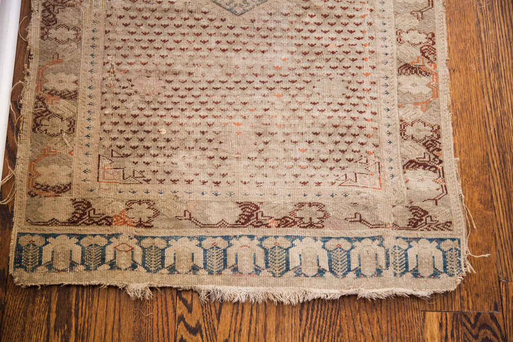 Antique 18th Century Turkish Rug