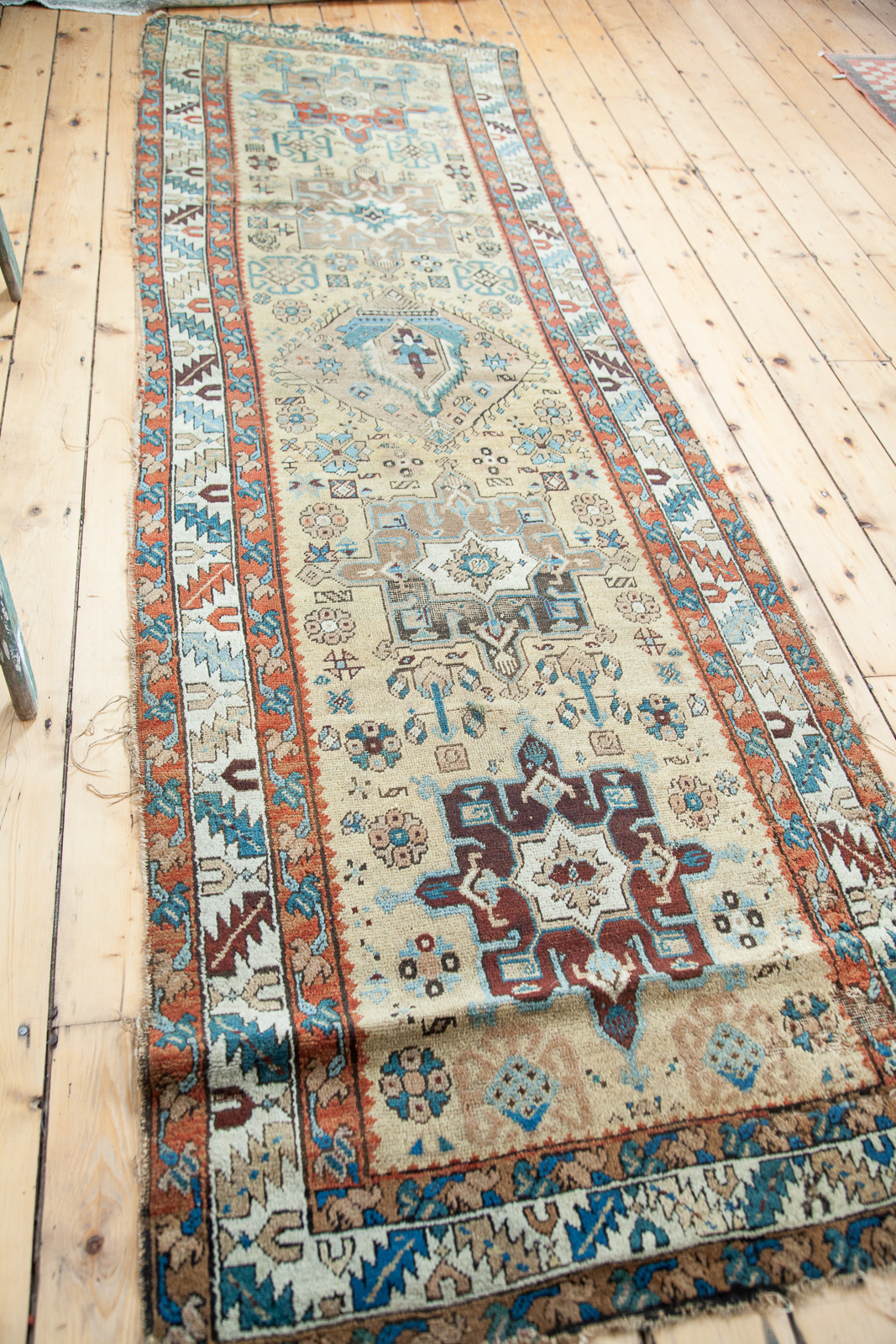 Antique Karaja Rug Runner