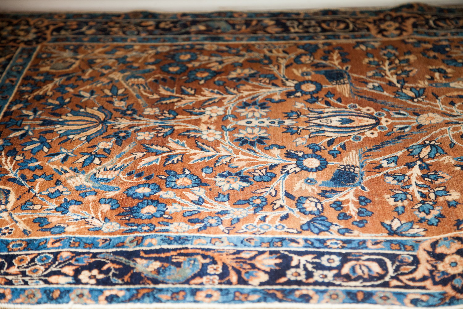 Antique Persian Yezd