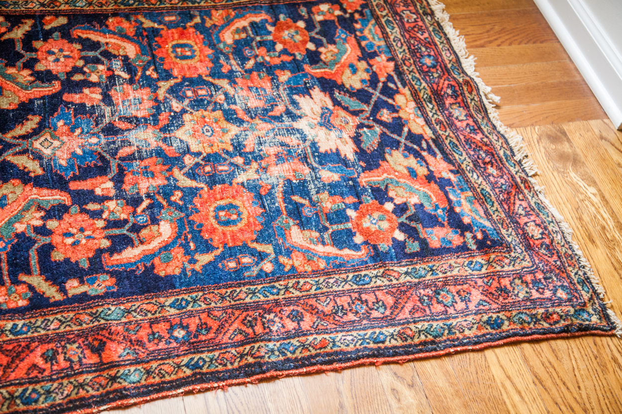 Antique Lilihan Rug