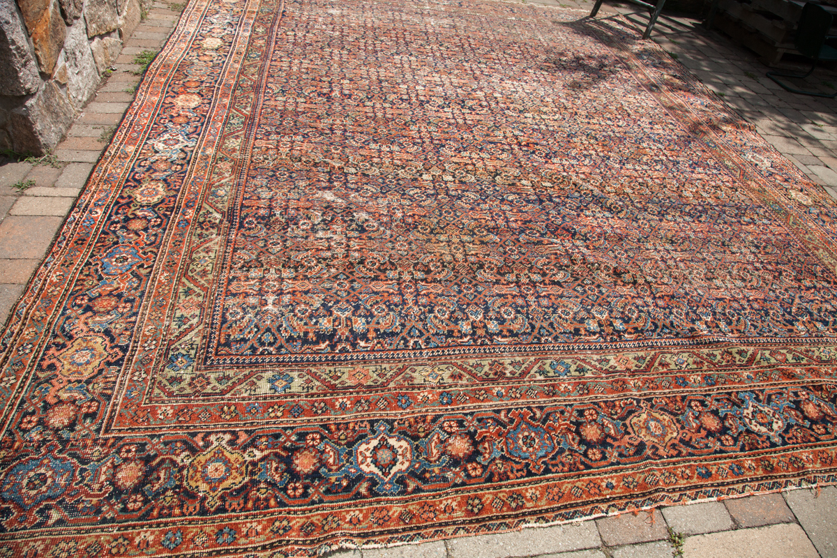 Persian Jewel Tone Rug