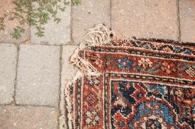 Persian Jewel Tone Rug