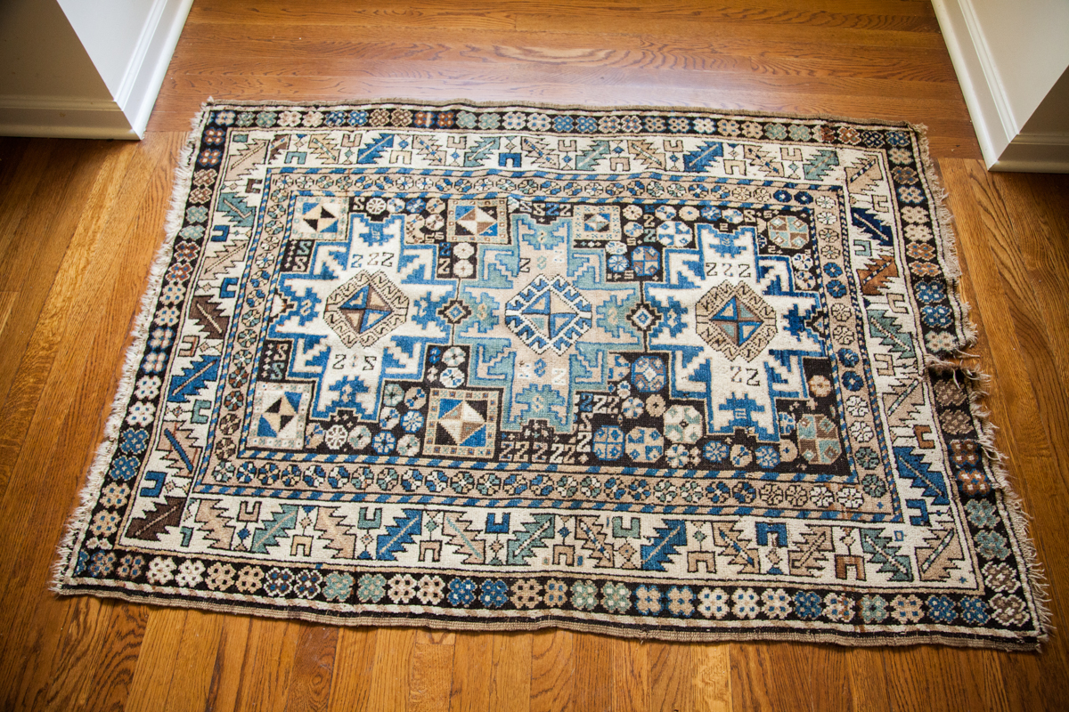 Tribal Kazak Rug
