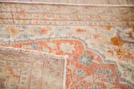 Antique Persian Rug Mat