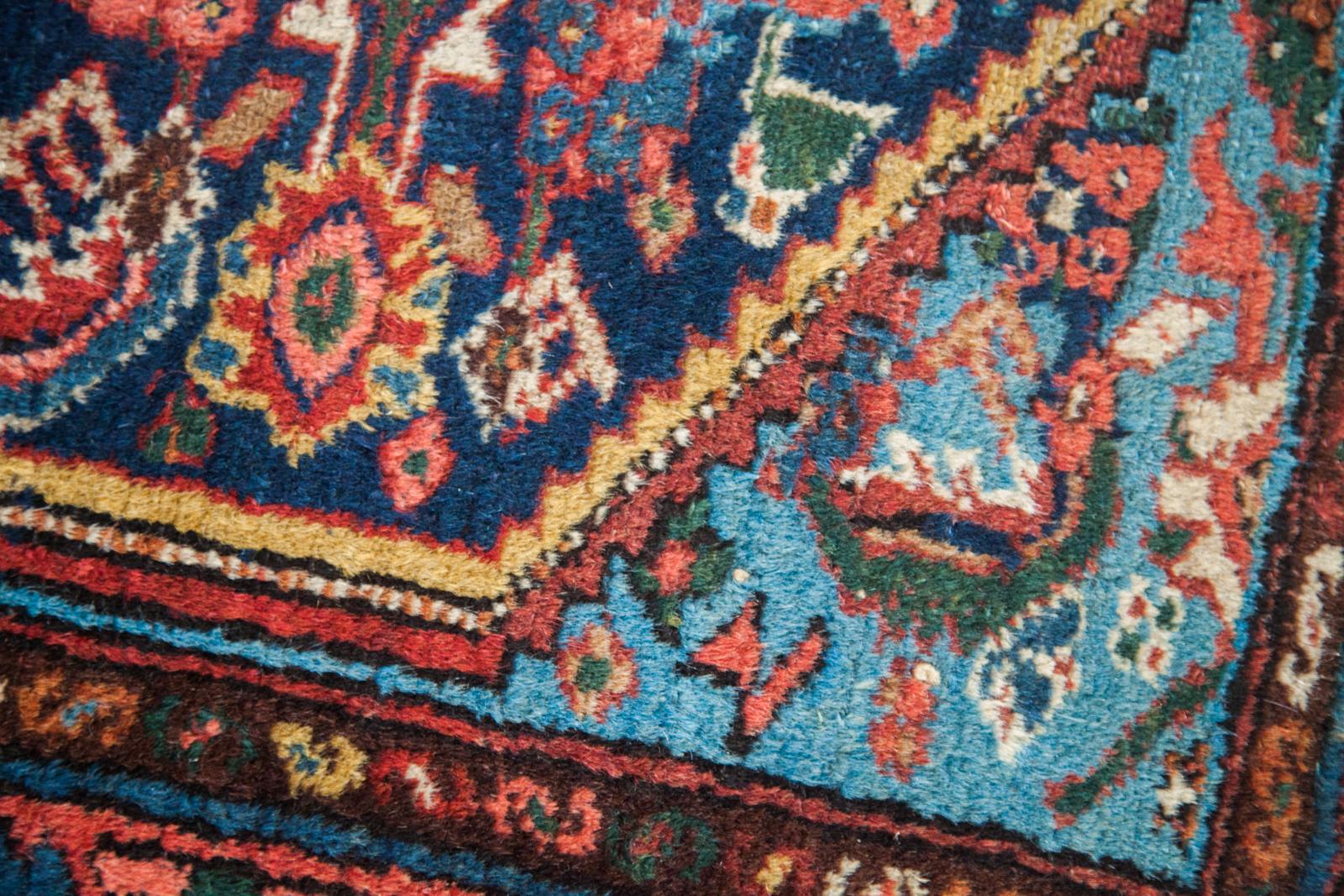 Vintage Hamadan Rug