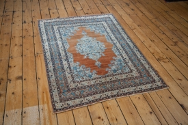 Vintage Tabriz Rug
