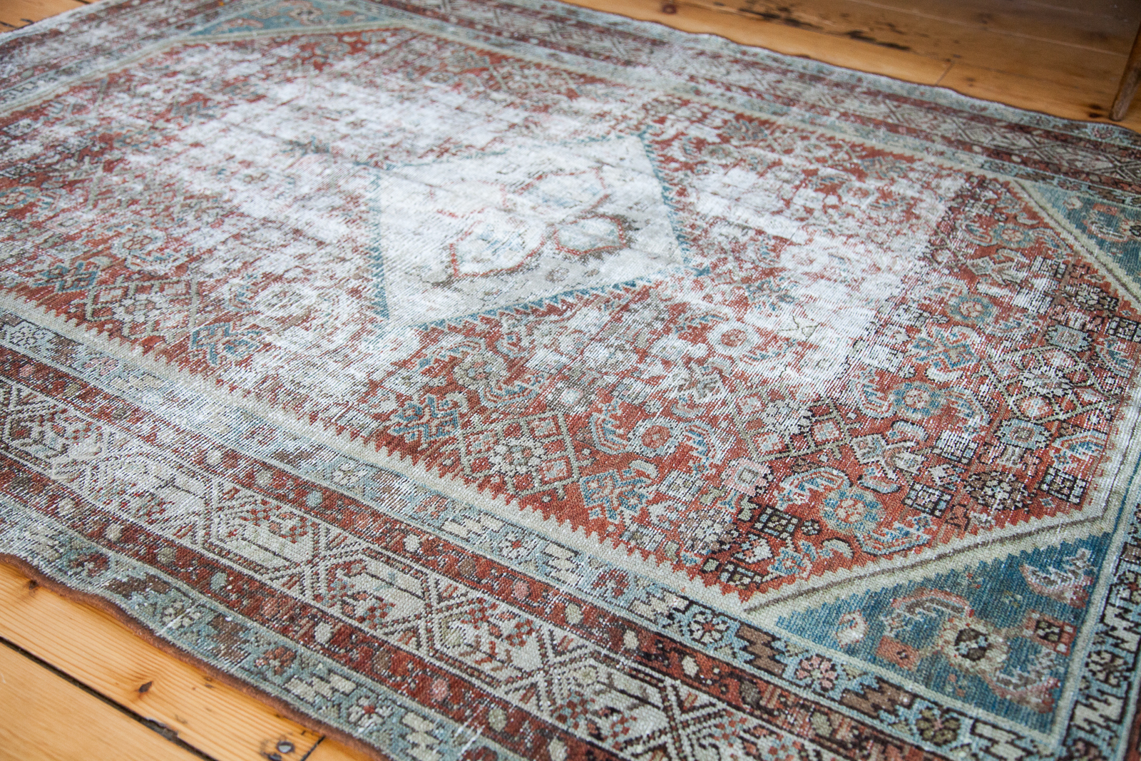 Distressed Persian Rug Rugs Ideas