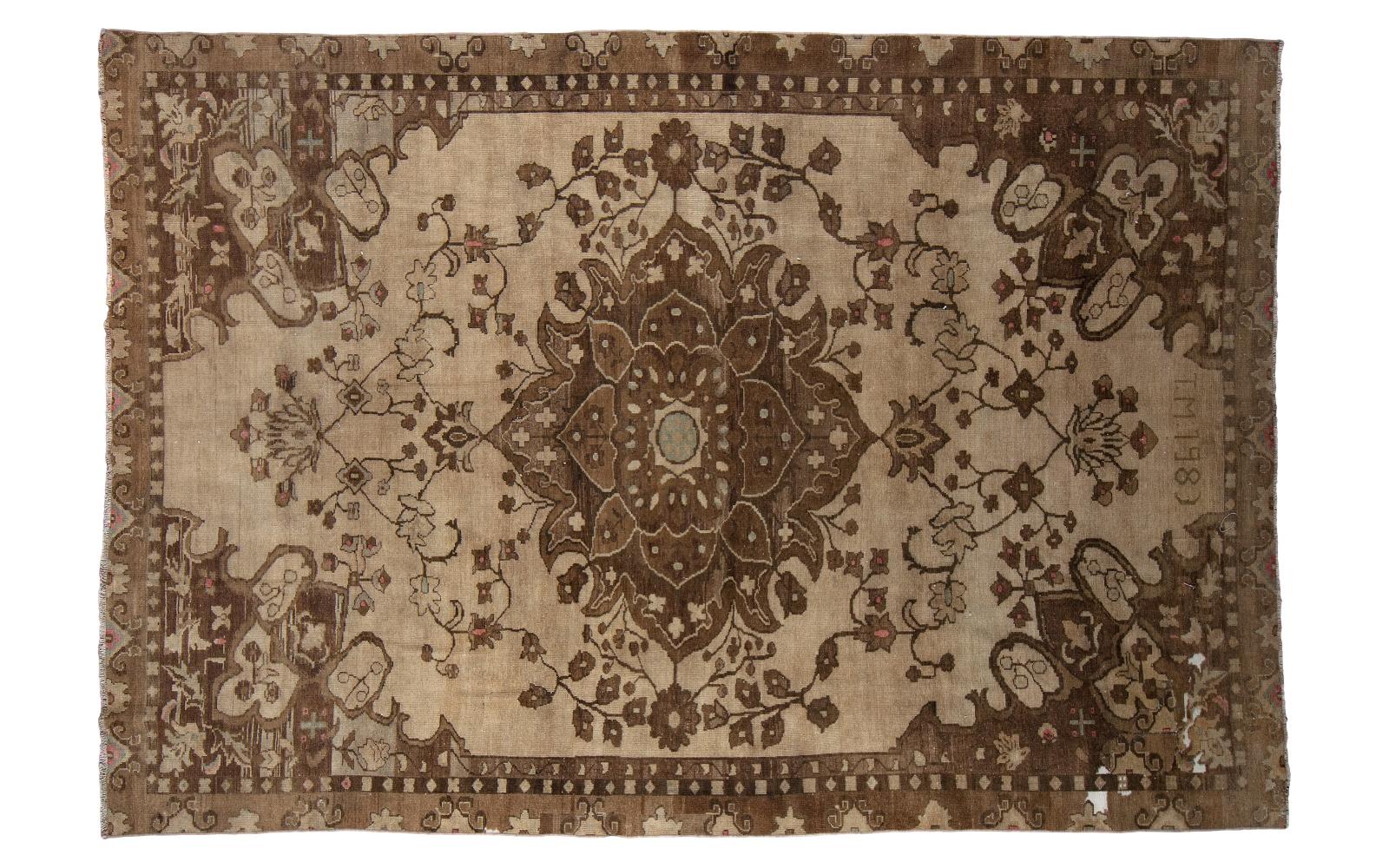 Brown Turkish Carpet