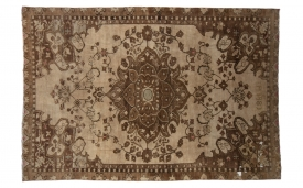 Brown Turkish Carpet