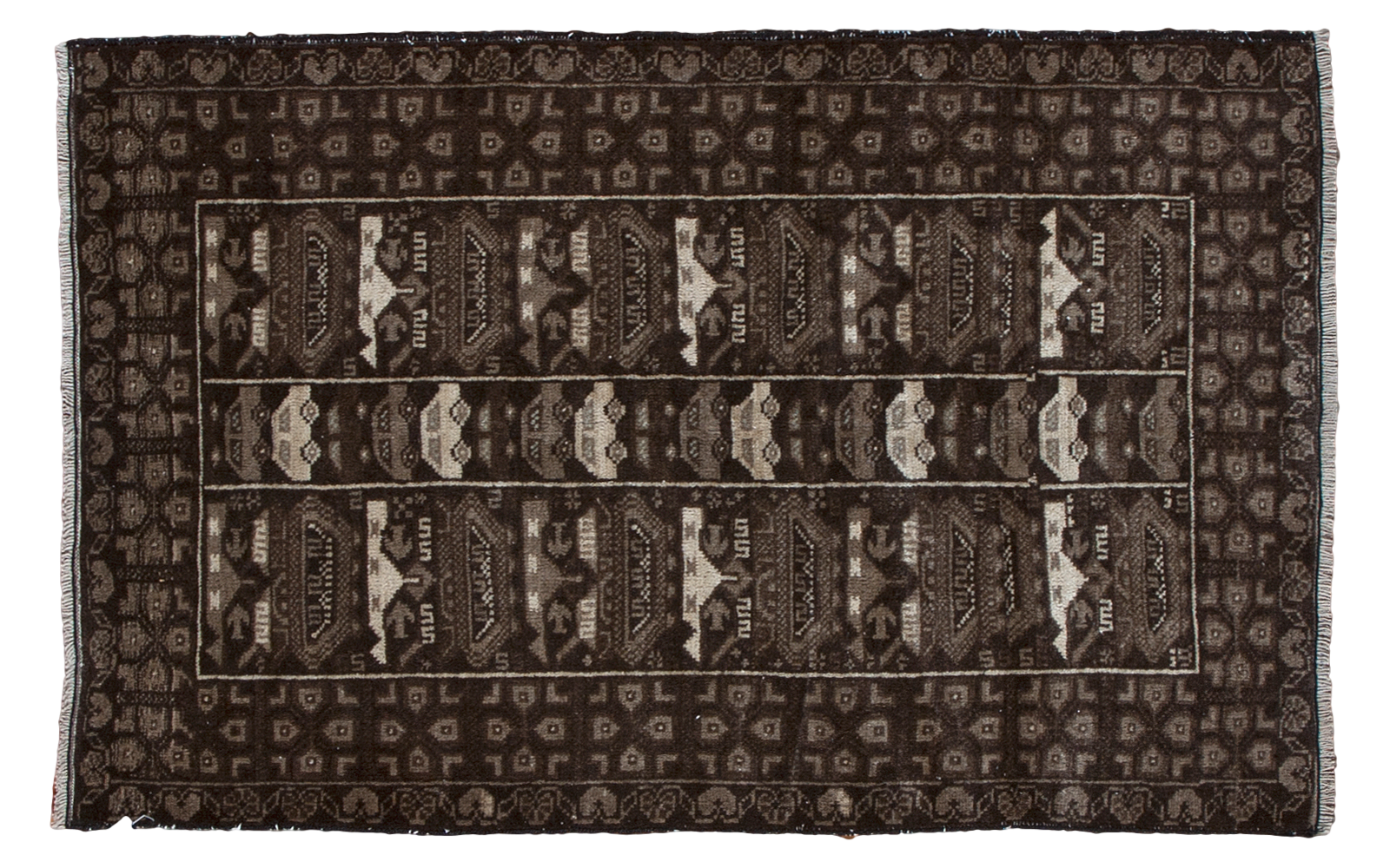 Afghan War Rug