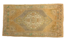 Small Turkish Rug