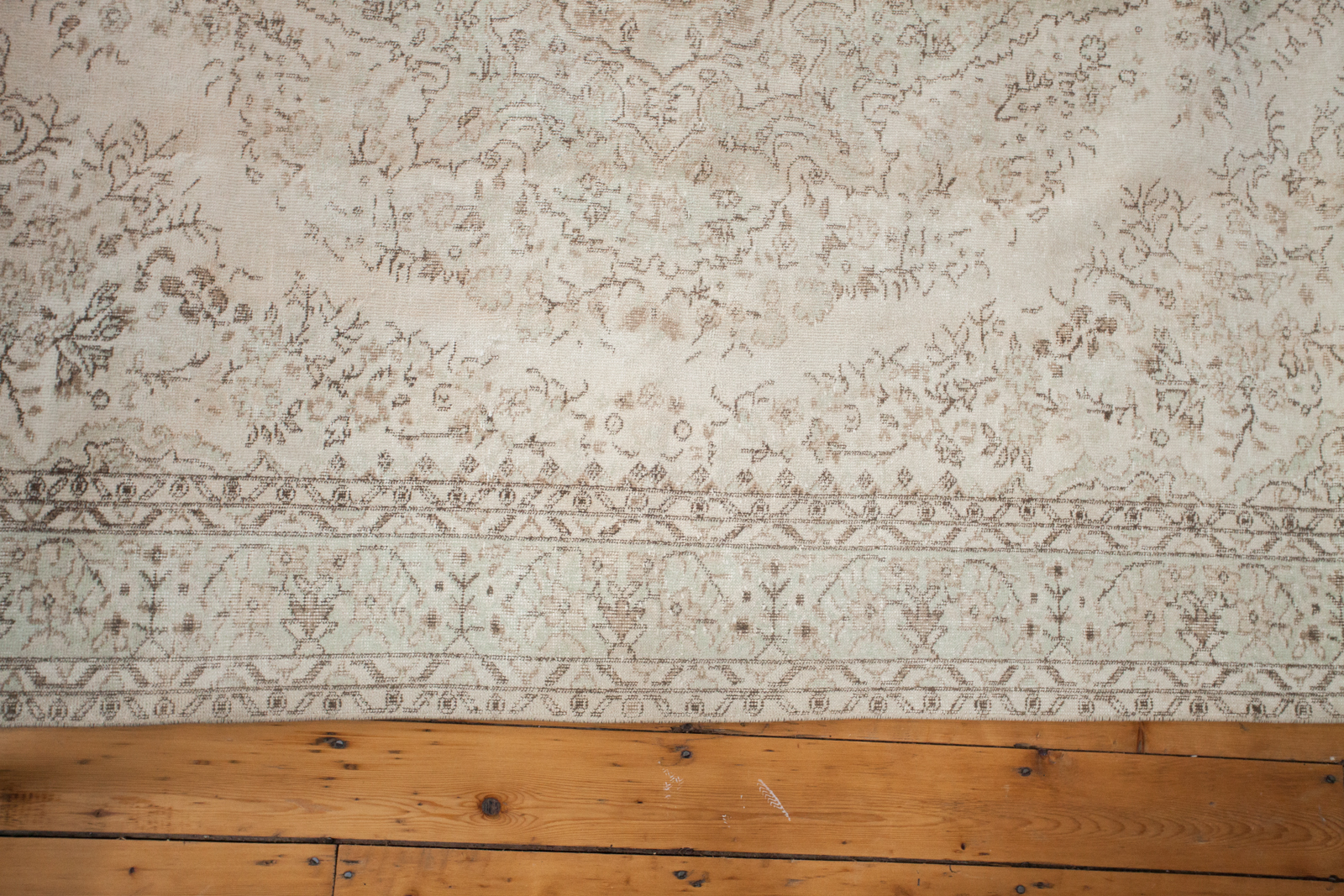 Large Blanched Rug