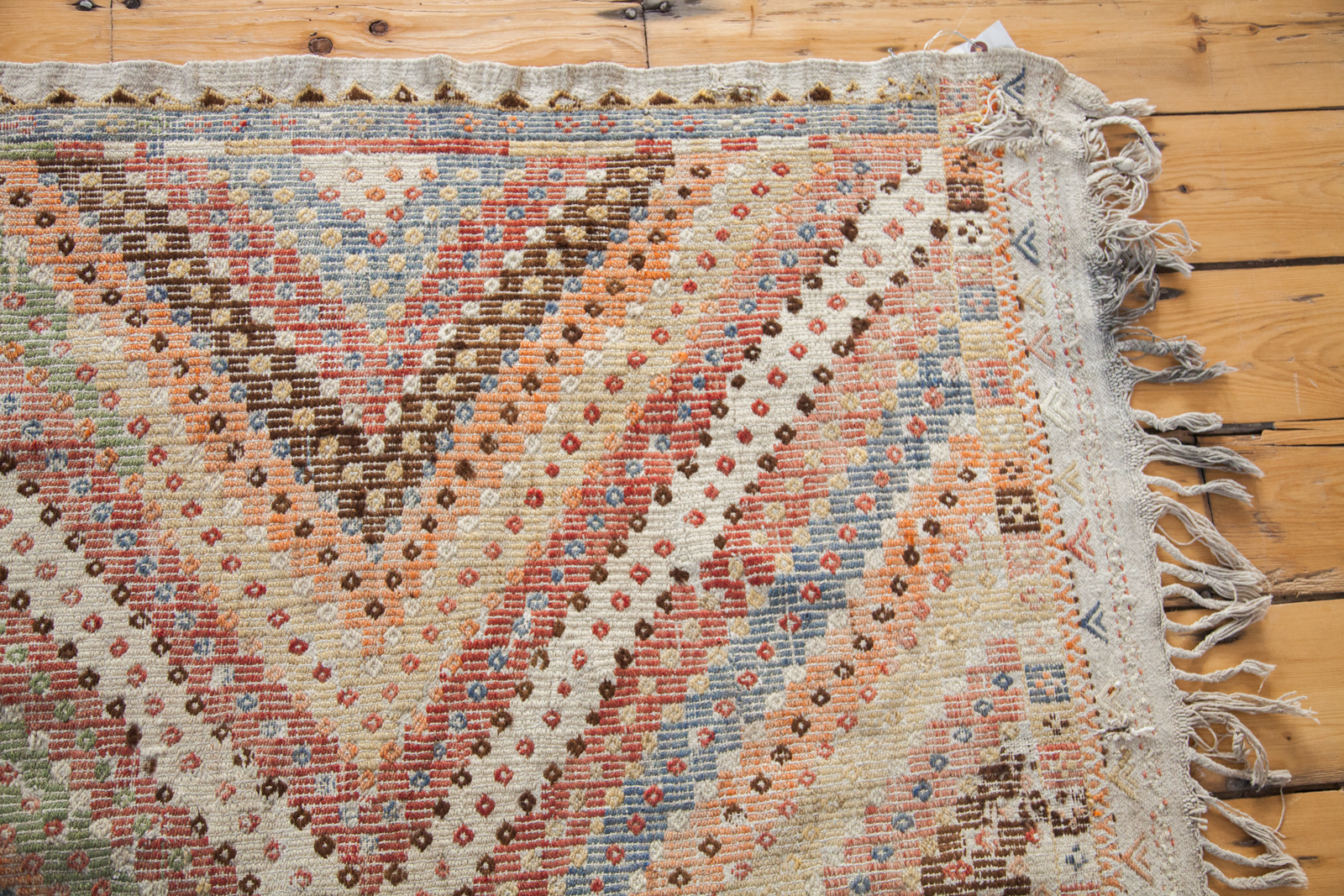 Turkish Striped Rug