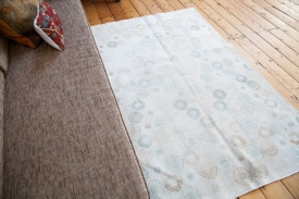 Airy Modern Turkish Carpet