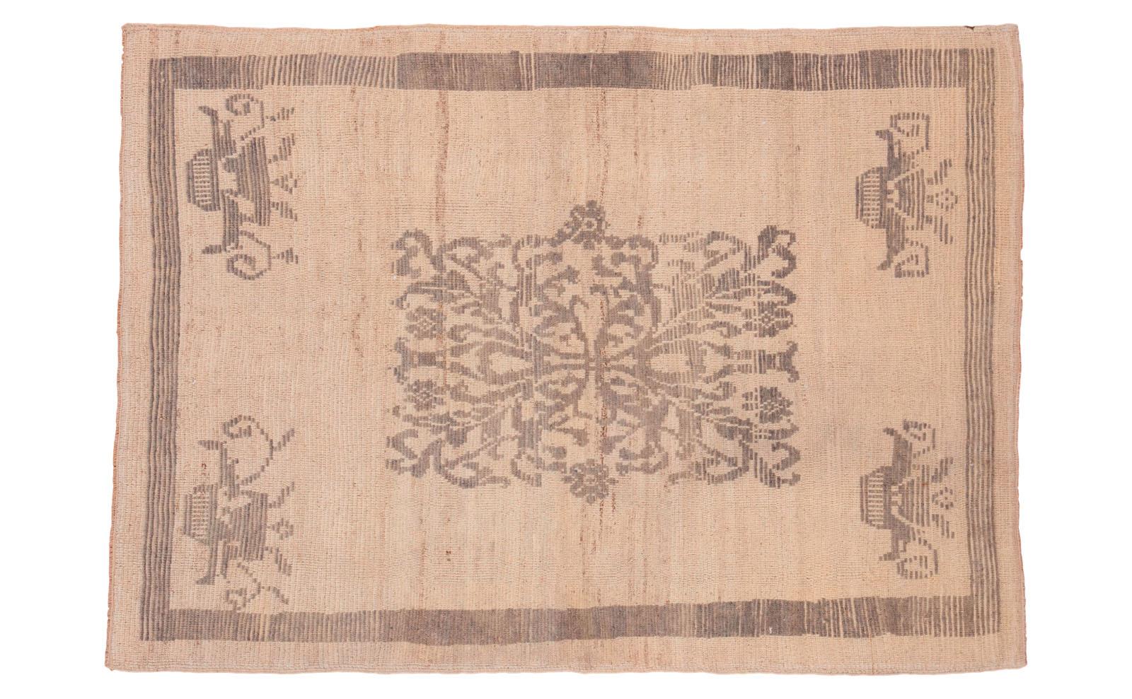 Turkish Tulu Carpet
