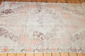 Vintage Distressed Carpet
