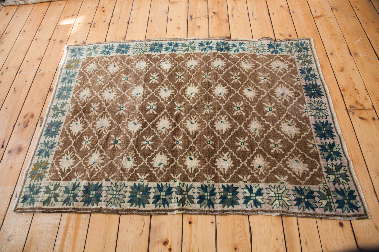 Little Brown Rug
