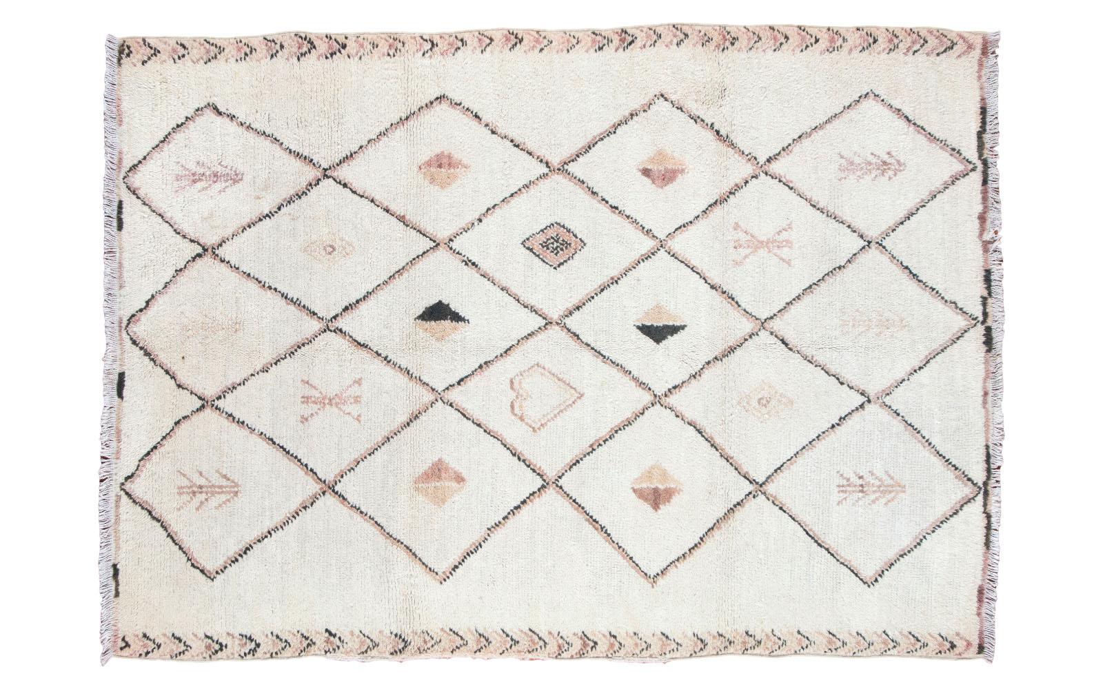 Moroccan Rug Symbols