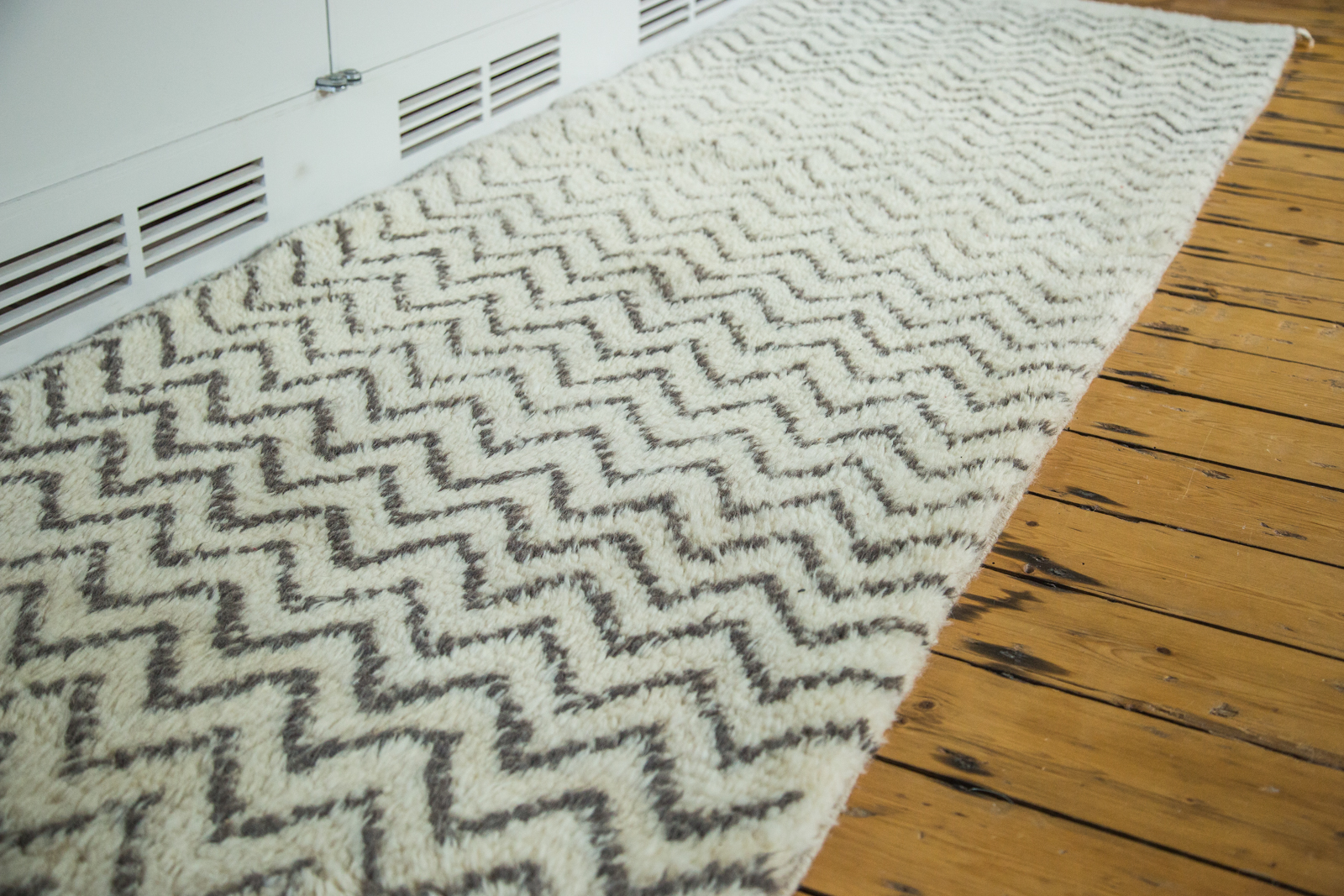 Moroccan Chevron Carpet
