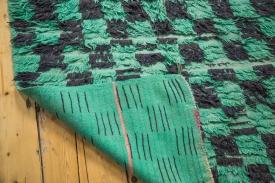 Green Checkered Moroccan