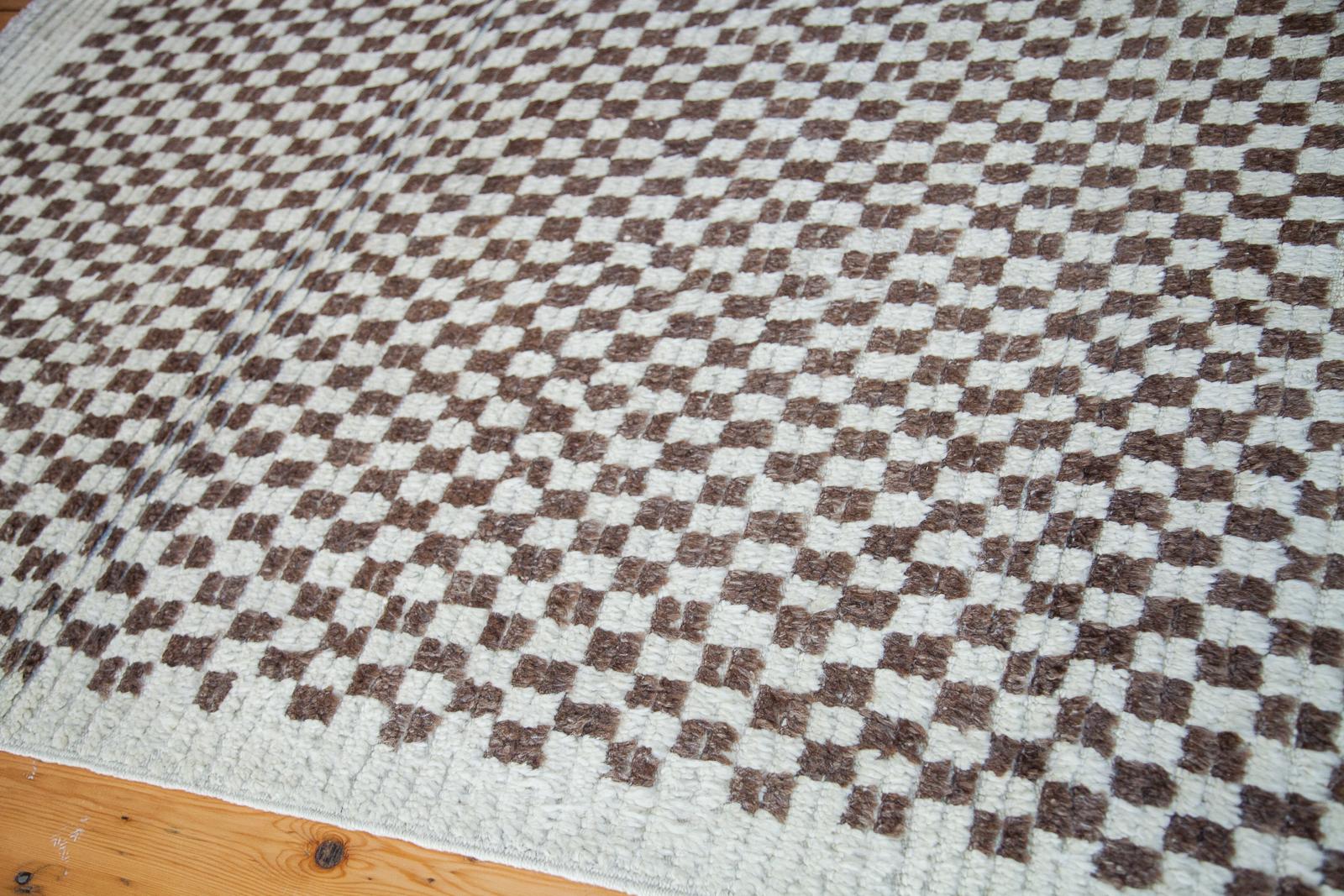 Tulu Checkered Rug