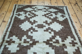 Tulu Brown Silver Rug