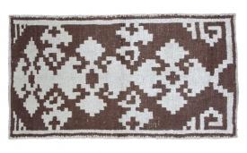 Tulu Brown Silver Rug