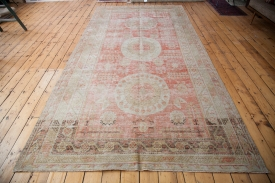 Vintage East Turkestan Rug