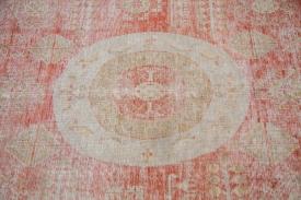 Vintage East Turkestan Rug