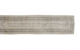 Ivory Turkish Runner