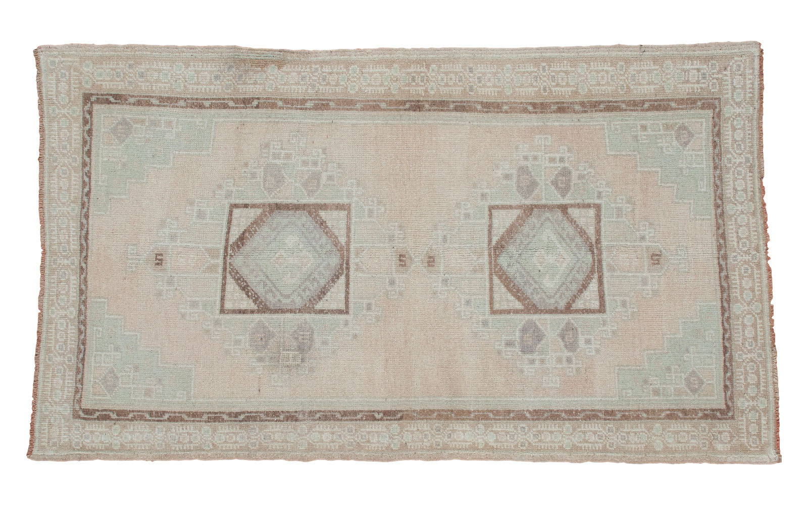 Geometric Turkish Rug
