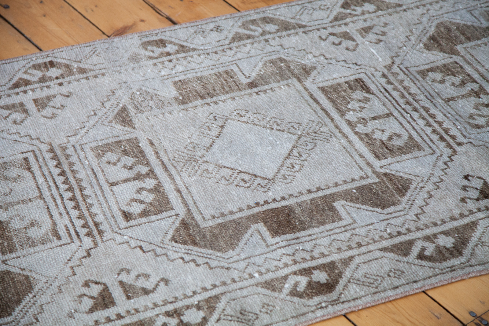 Wide Turkish Rug Runner