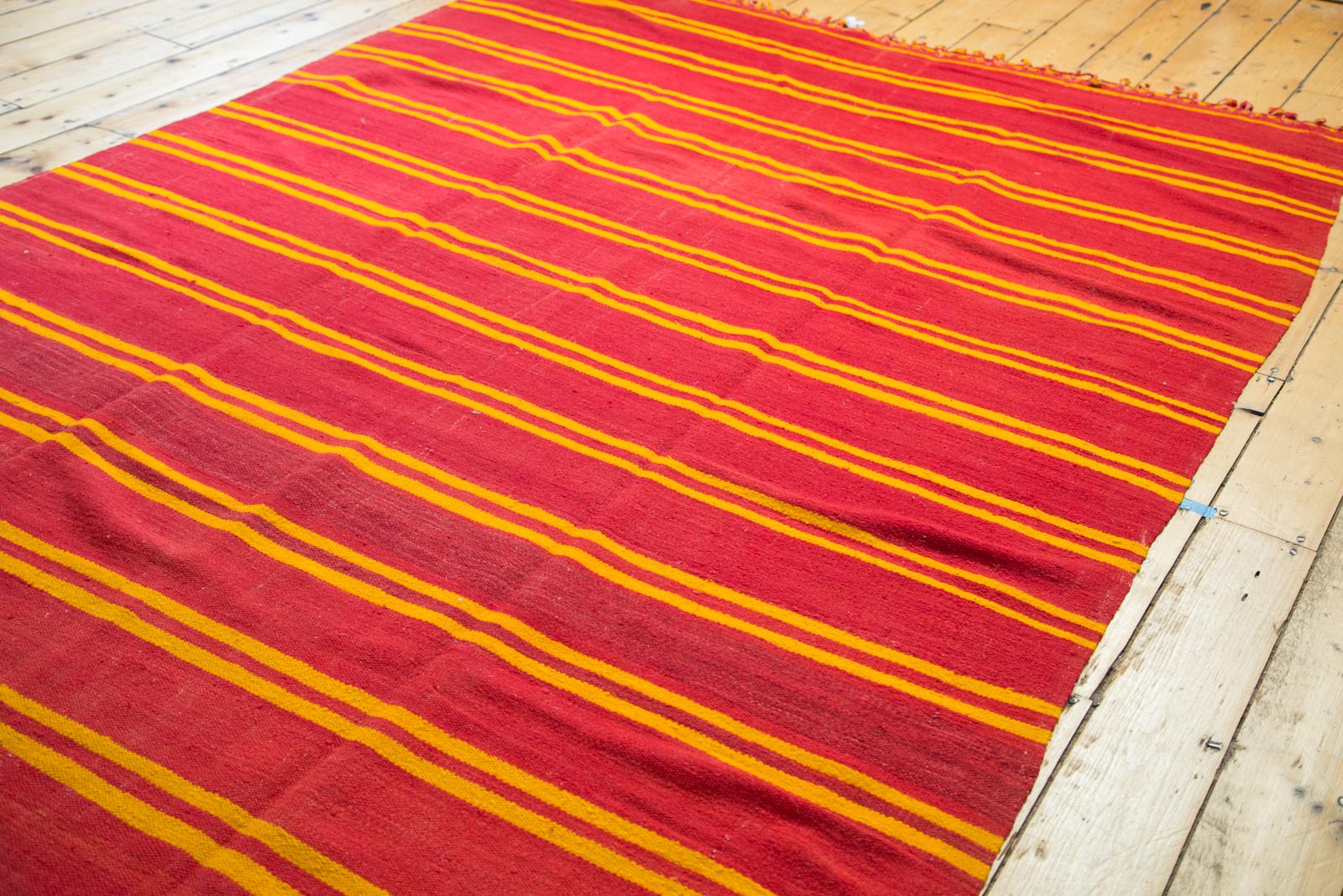 Vintage Stripe Kilim