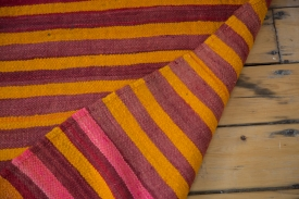 Pink Stripe Kilim