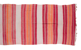 Colorful Stripe Moroccan