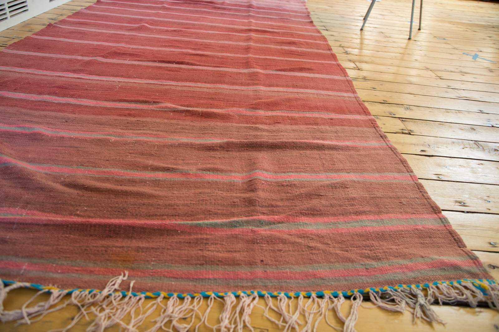 Red Striped Kilim