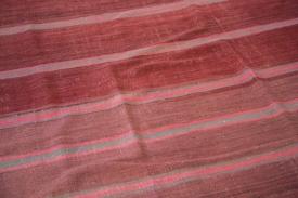 Red Striped Kilim