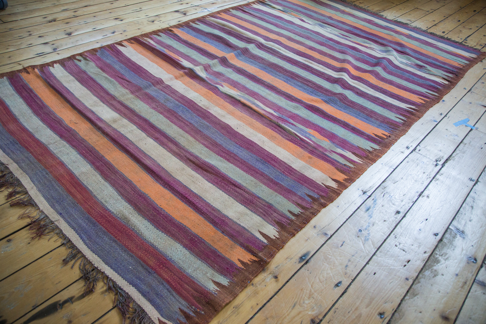 Tribal Striped Moroccan