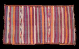Tribal Striped Moroccan