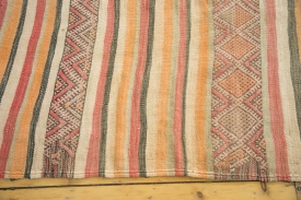Geometric Tribal Kilim
