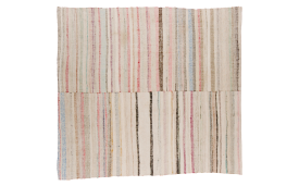 Stripe Rag Rug