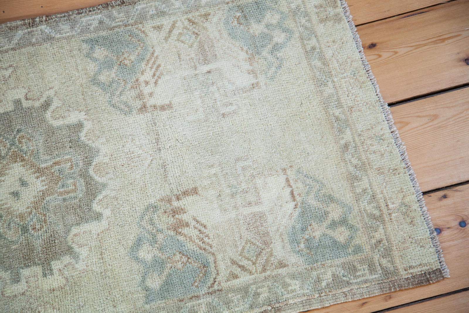 Light Turkish Rug Mat