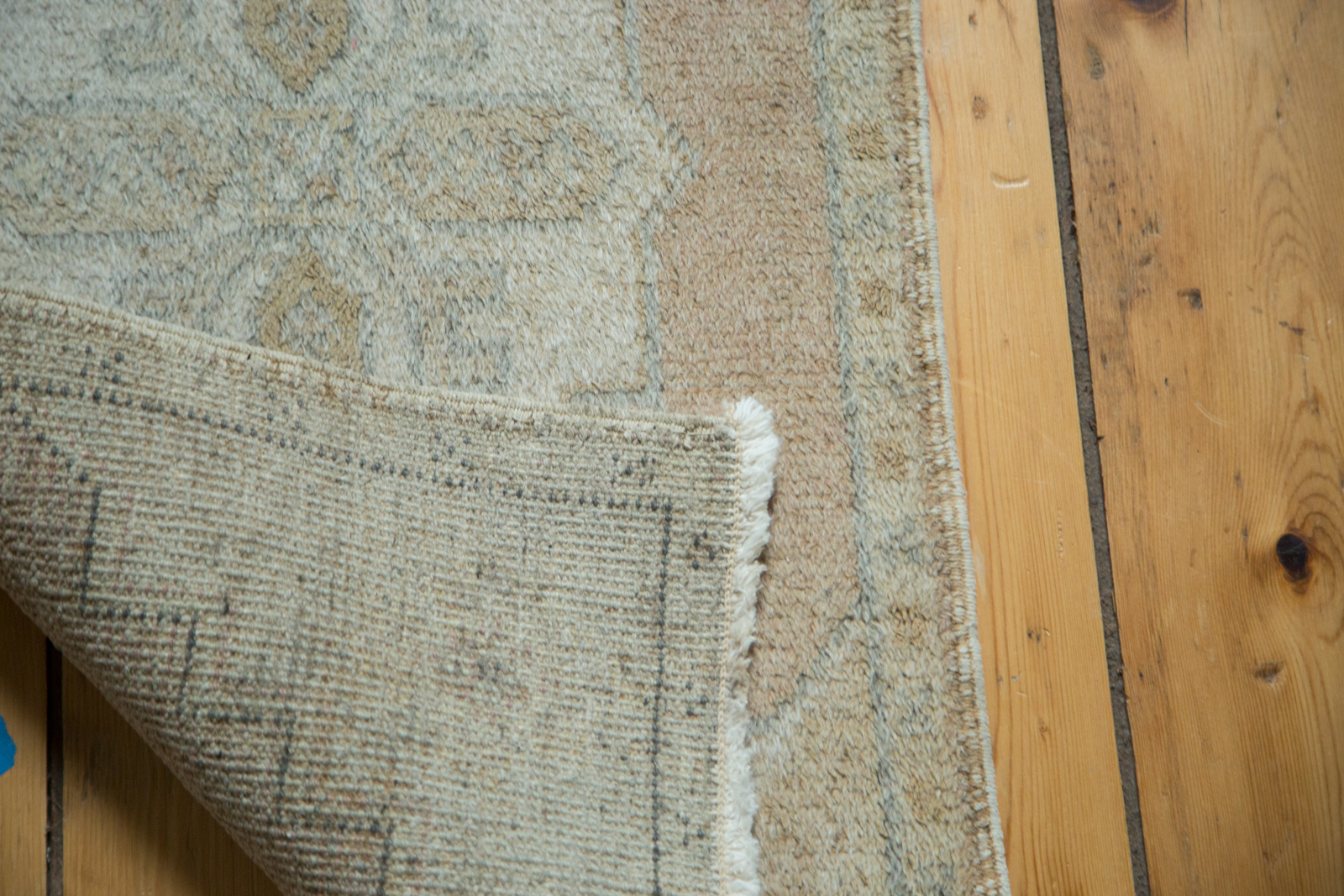 Simple Oushak Rug Mat