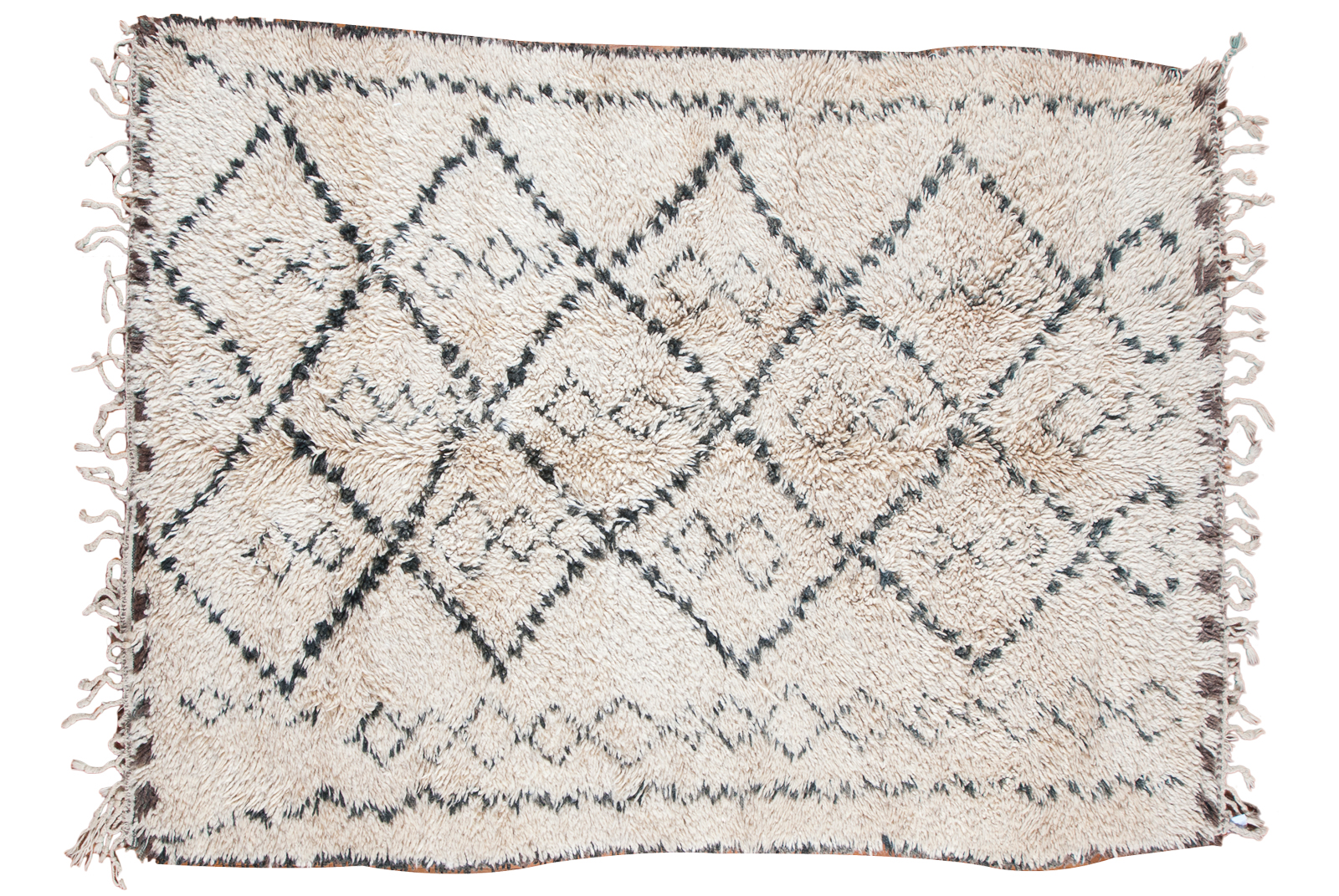 vintage moroccan rug ee001379 | westchester ny rugs