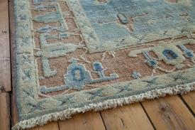 3D Oushak Carpet